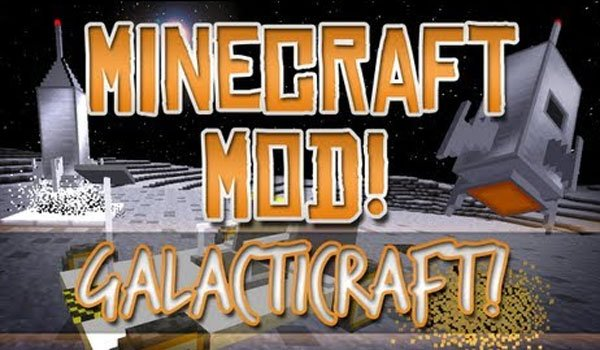 GalactiCraft Mod for Minecraft 1.7.2 and 1.7.10