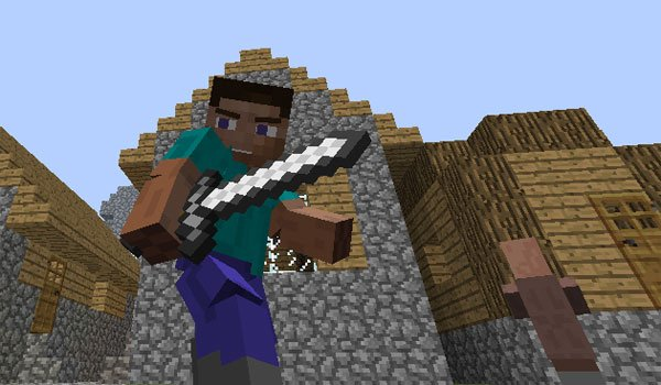Animated Player Mod for Minecraft 1.7.2 and 1.7.10