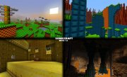 SonicCraft Map for Minecraft 1.7.2
