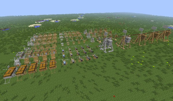 Ancient Warfare Mod for Minecraft 1.7.10