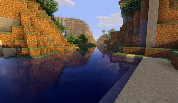 Shaders Mod for Minecraft 1.7.2 and 1.6.4