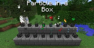 Particle in a Box Mod for Minecraft 1.7.2