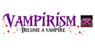 Vampirism Mod for Minecraft