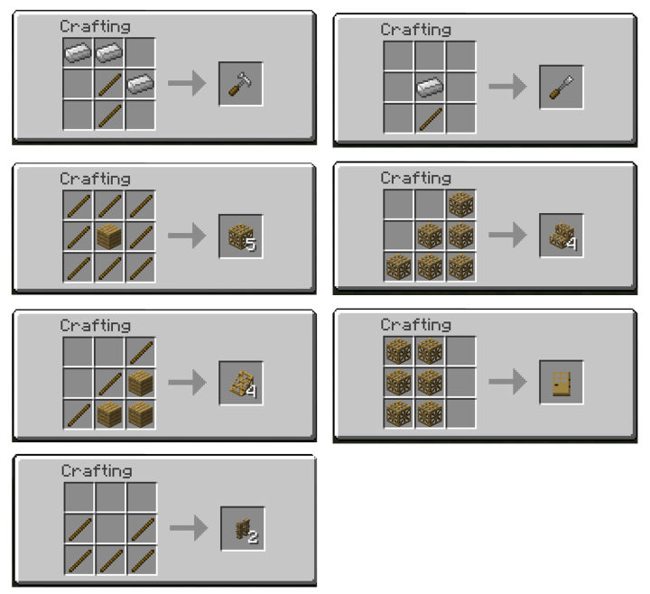 Как в майнкрафте сделать каменную ограду