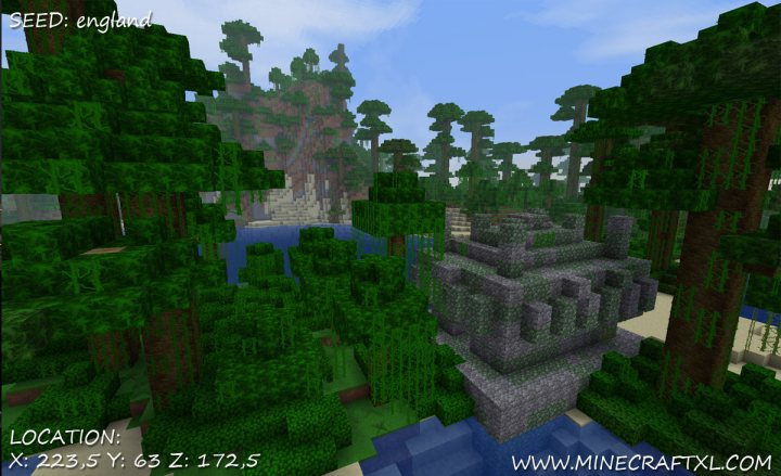 Last Tested Working With Minecraft 162 On PC Edition Should Also .Best Minecraft Seeds With Jungle Temples