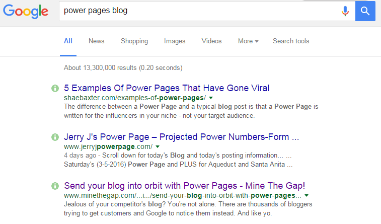 Power Pages Blog - Google Search