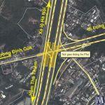 Xây dựng nút giao thông vòng xoay An Phú