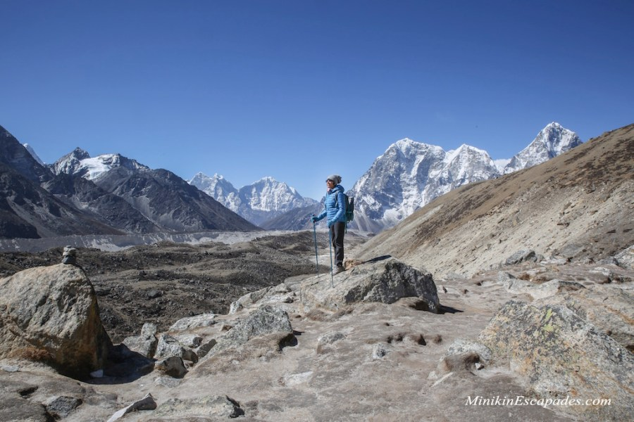 Leaving Everest base cmp but can't stop turning back