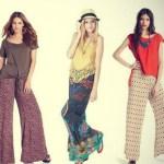 Široke pantalone: Fantastičan proljetni trend