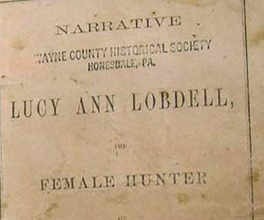 Biography of Lucy Ann Lobdell Slater