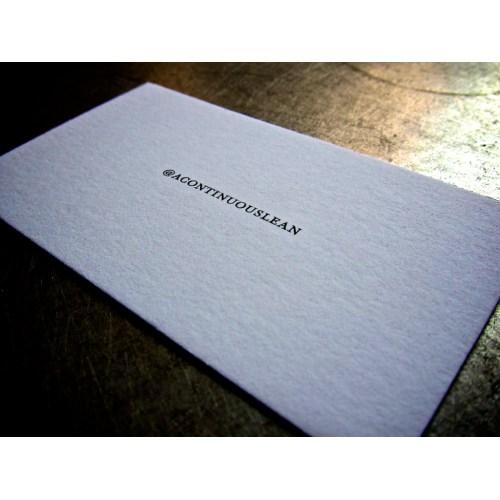 Medium Crop Of Business Card Paper