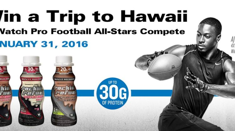Rockin' Refuel's Football in Paradise Sweepstakes