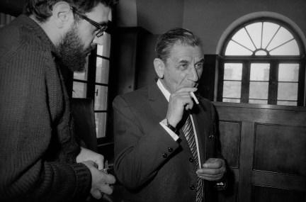 Meyer Lansky Roy Cohn Israel