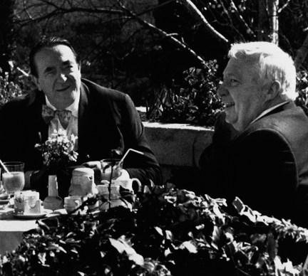Mega Group Ariel Sharon Robert Maxwell