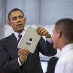 """Barack Obama dans l'embarras : """"Le Wifi ne fonctionne pas à la Maison Blanche"""""""