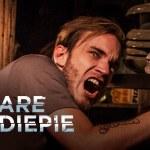 La 1ère série orgininale de YouTube red débarque avec Scare Pewdiepie
