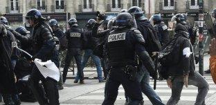 Loi Travail: Des manifestations marquées par de violents affrontements