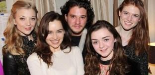 Game of Thrones : Découvrez à quoi ressemblaient les acteurs à leurs débuts