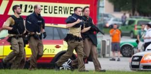 Allemagne: Une fusillade a éclaté dans un centre commercial à Munich