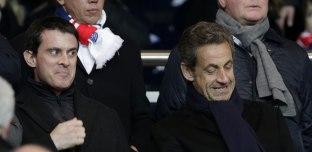 Manuel Valls tacle Nicolas Sarkozy