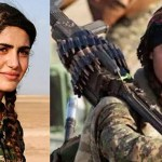 "« L'Angelina Jolie kurde"" tuée par l'EI"