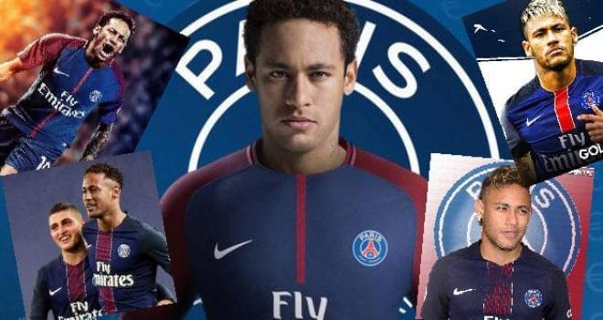 PSG - Mercato : Neymar n'est officiellement plus barcelonais !