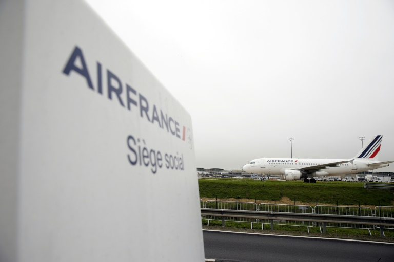 Air France annule des vols à destination du Maroc