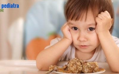 Mi bebé no quiere comer