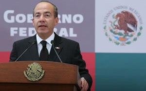 Se congelan los precios de gasolina y gas en 2009 – Felipe Calderón Hinojosa