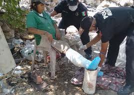 Falso que no se prestara ayuda a persona con pie gangrenoso: Ayuntamiento de Umán
