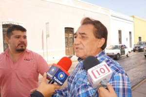 Regino Octavio Carrillo Pérez regidor de Morena