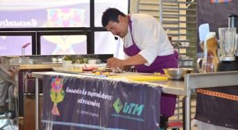 Alumnos de la UTM participan en Encuentro de Emprendedores Gastronómicos