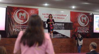 En el PRI ganamos con campañas propositivas: Ivonne Ortega