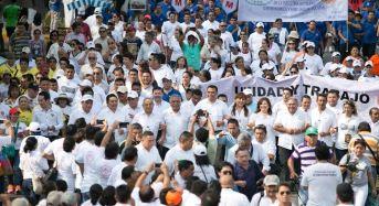 Lo más importante son los trabajadores: Rolando Zapata