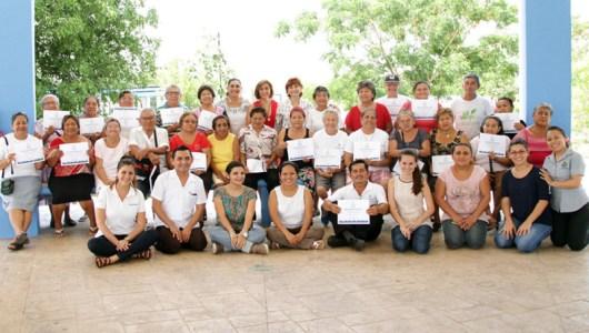 El DIF Mérida fortalece a sus adultos mayores