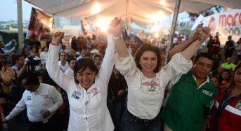 """""""En tlaxcala nuestra fuerza está en la estructura y en quienes se nos han venido sumando"""". Ivonne Ortega Pacheco"""