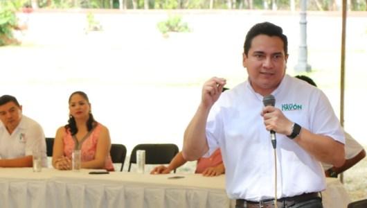 Nuestra responsabilidad consolidar el desarrollo de Yucatán: Carlos Pavón