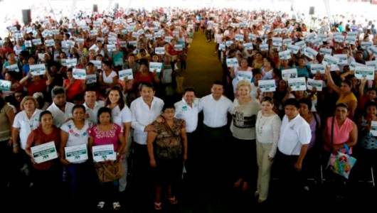 Programa Mejorar del GobYucatán combate las carencias sociales en 80 municipios