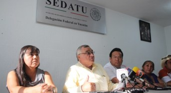 Delegación Yucatán Sedatu desmienten acusación de irregularidades en apoyo a la vivienda