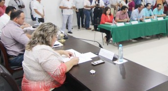 Aprueban por unanimidad nueva mesa directiva en el Congreso de Yucatán