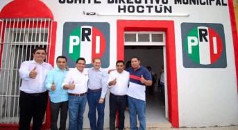 Carlos Pavón hace un llamado al PRI al trabajo coordinado que cristalicen triunfo en 2018