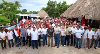 Diálogo abierto, y trabajo en unidad, convocatoria priísta: Carlos Pavón