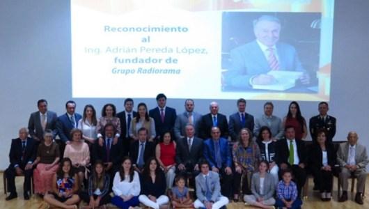 UAEH instaura la medalla Adrián Pereda López
