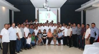 La FENAMM Yucatán elige a su nueva directiva