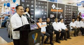 Industria automotriz consolida su crecimiento en Yucatán