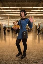 Правило 63 не обошло вселенную Star Trek