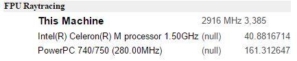 MSI Adora 24G 2NC - FPU Raytracing
