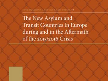 Knjiga o novih azilnih in tranzitnih državah v Evropi