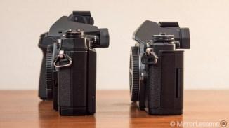 Olympus OM-D E-M1 vs OM-D E-M5 Mark II
