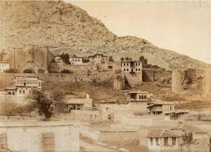 Historic lands and church belonging to the Catholicosate of the Great House of Cilicia in Sis